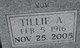 Tillie A. <I>Corson</I> Webb