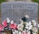 Mamie <I>Bennett</I> Windham