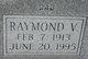 Raymond Virgil Webb