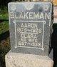 Aaron Richard Blakeman