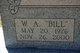 "William Aaron ""Bill"" Carnes"