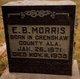 """Edgar Black """"E. B."""" Morris"""
