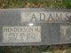 Henderson M. Adams
