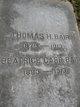 Thomas Henry Bair, Jr