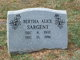 Profile photo:  Bertha Alice <I>Lester</I> Sargent
