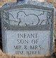 Infant Son Bible