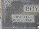 Walter J Boykin