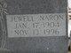 Jewell <I>Naron</I> Griffin