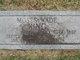 Moses Wade King