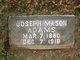 Joseph Mason Adams