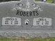 Cecil E Roberts