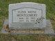 Floyd Wayne Montgomery