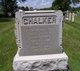 Mary Ann <I>Lee</I> Chalker