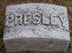 Profile photo:  Presley