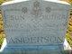 Esther Jane <I>Gerard</I> Anderson