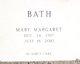 Profile photo:  Mary Margaret Bath