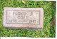 Floyd R Cole