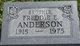 Profile photo:  Freddie Edward Anderson