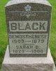 Sarah B. <I>Hayes</I> Black
