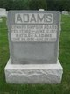 Matilda Ann <I>Roney</I> Adams