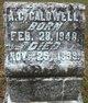 Abner Cicero Caldwell