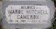 Warde Mitchell Cameron