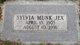 Sylvia Jane <I>Munk</I> Jex