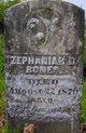 Profile photo:  Zephaniah D Bones