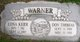 Edna <I>Kerr</I> Warner