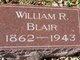 Profile photo:  William Ritner Blair