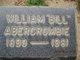 "John William ""Bill"" Abercrombie"