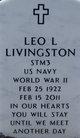 Leo L Livingston