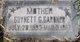 Guynett G. Gardner