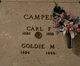 Profile photo:  Goldie M <I>Shepherd</I> Camper