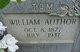 """Profile photo:  William Author """"Tom"""" Abbott"""