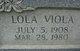 Profile photo:  Lola Viola <I>Davis</I> Abbott