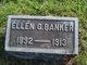 Profile photo:  Ellen Gertrude Banker