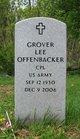 Grover Lee Offenbacker