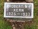Robert W Kern