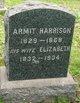 Profile photo:  Armit Harrison