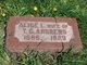 Profile photo:  Alice <I>Atkinson</I> Andrews