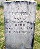 "Sarah ""Sally"" <I>Cushman</I> Bolster"