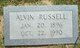 Alvin Russell Dameron