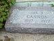 Ida Florence <I>Judd</I> Cannon