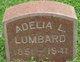 Profile photo:  Adelia <I>Lynn</I> Lumbard