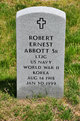 Profile photo:  Robert Ernest Abbott, Sr