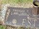 Thomas Thornton Estes
