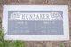Emma Hazel <I>Gobby</I> Hunsaker