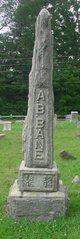 Profile photo:  A. B. Bane
