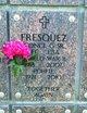 """Profile photo: PFC Concepcion G. """"Conce"""" Fresquez, Sr"""